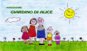 LOGO giardino alice Associazione dislessia disortografia disturbi apprendimento difficoltà Gravina Altamura Matera