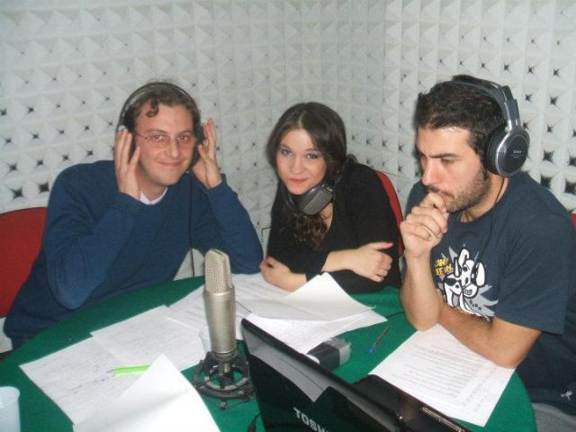 In radio 1