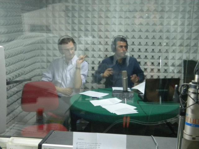 In radio 2