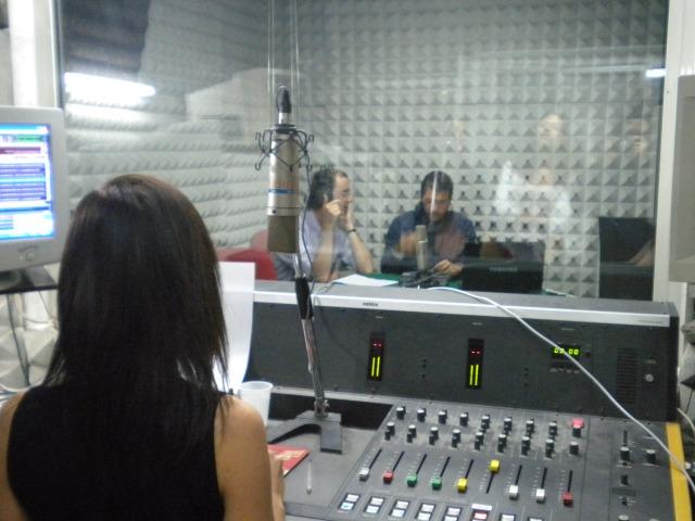 In radio 5