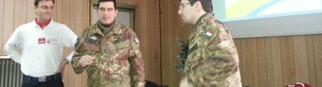 Formazione ai Soldati delloS.M.O.M.